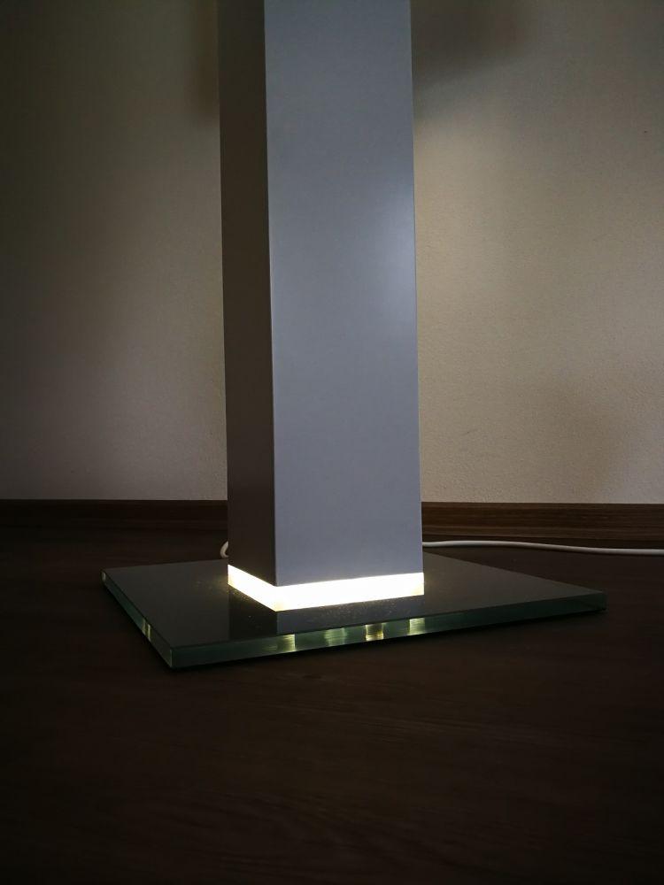 Sloupová lampa - antracit