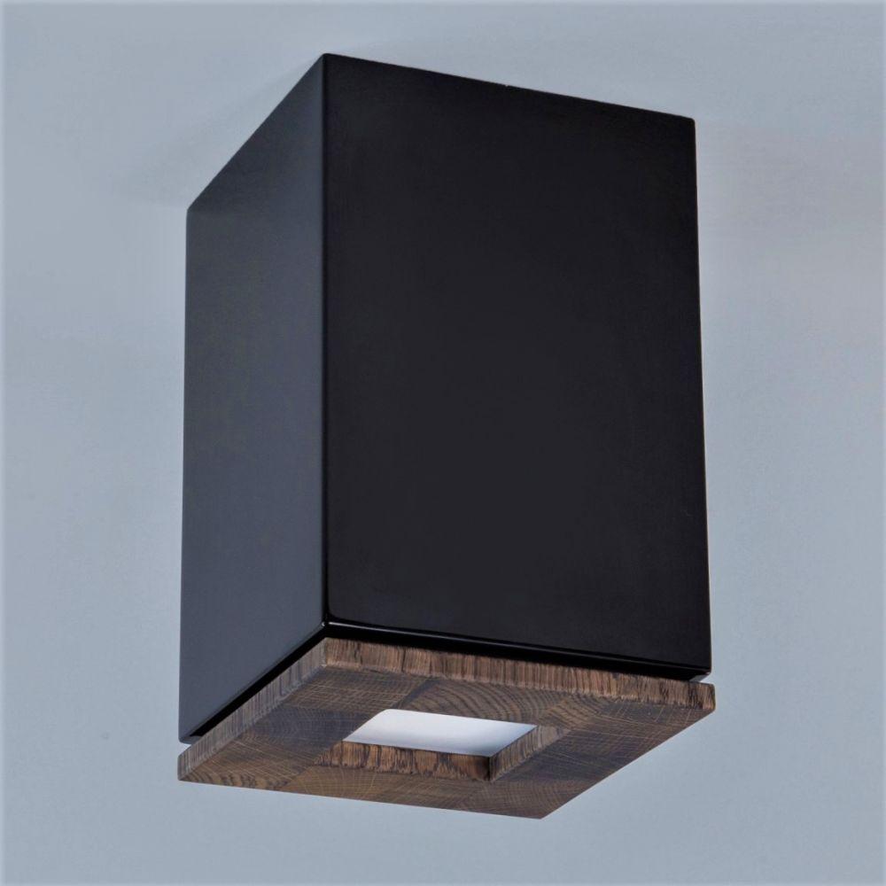 Lak černá RAL 9005 s rámečkem - A-6W/210