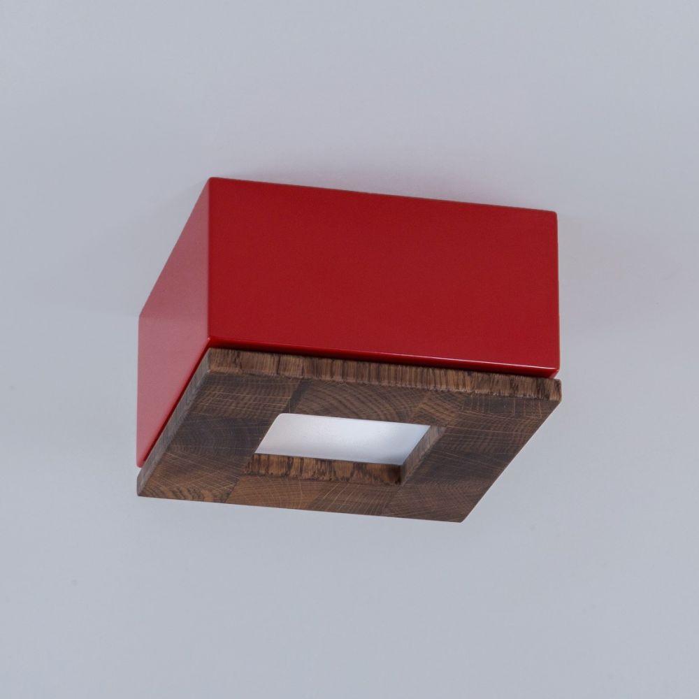 Lak rubín RAL 3003 s rámečkem - A-6W/70