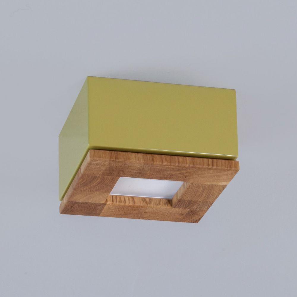 Lak oliva RAL 1027 s rámečkem - A-6W/70