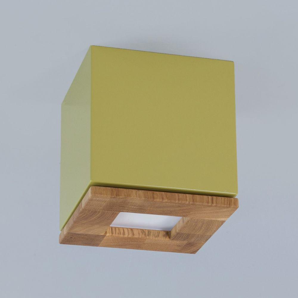 Lak oliva s rámečkem - A-6W/140