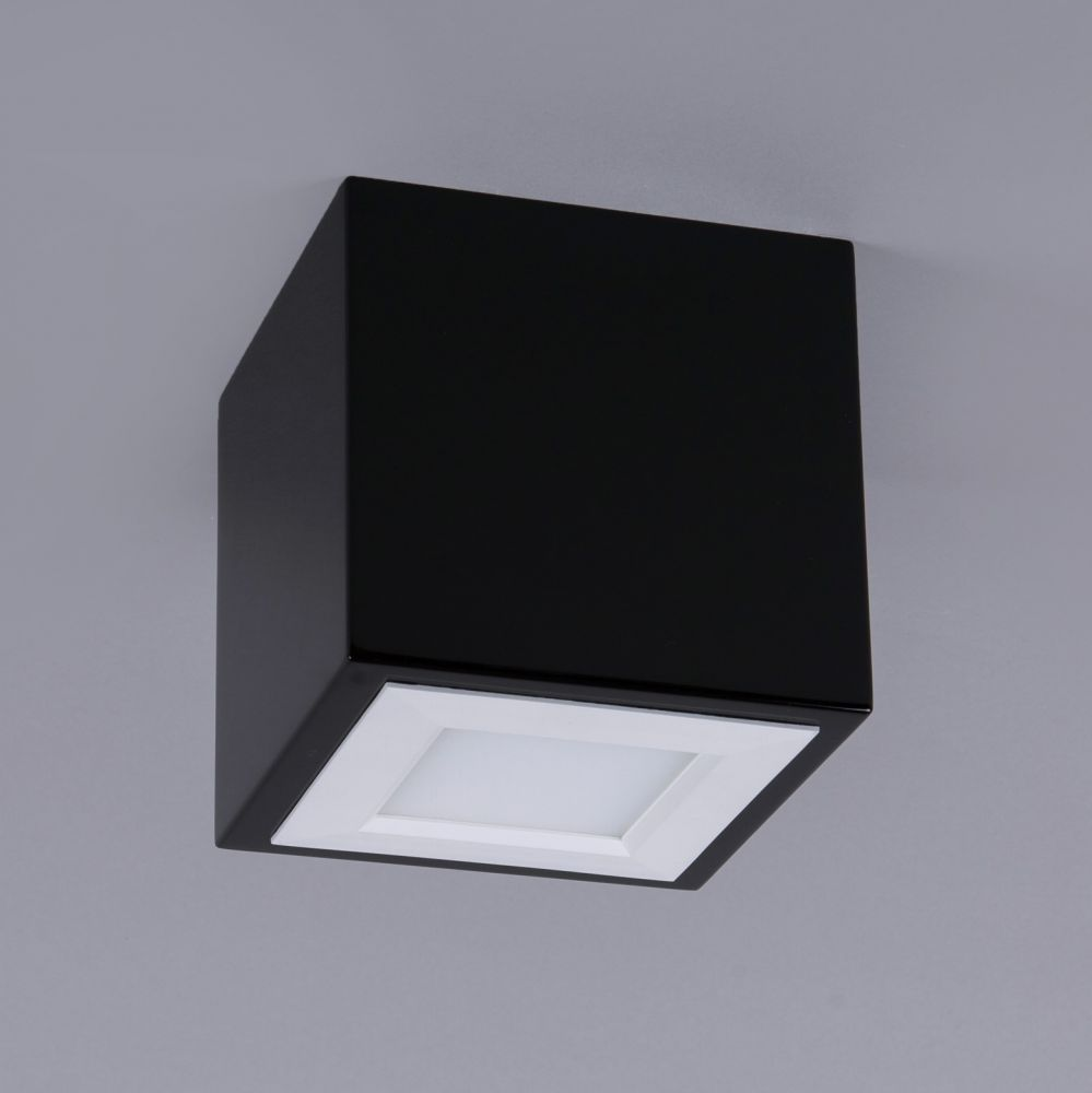 Lak černá RAL 9005 - A-6W/140